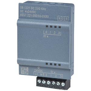 S7-1200, Digitaleingabe Signalboard SIEMENS 6ES7221-3BD30-0XB0