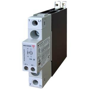 RGC semiconductor relay, type 600 V AC, 30 A AC CARLO GAVAZZI RGC1A60D30KKE