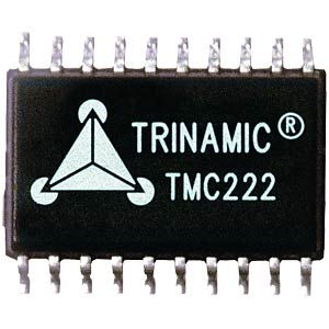 Integrated TMC stepper motor controller TRINAMIC TMC 222 SI