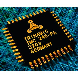 Double-bridge driver, 34 V/1.5 A, QFP-44 TRINAMIC TMC 246A-PA