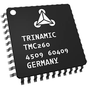 2-phase stepper driver with coolStep TQFP-44 TRINAMIC TMC260-PA-X