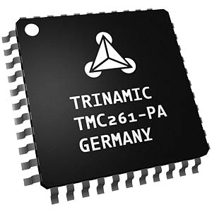 2-phase stepper driver with coolStep TQFP-44 TRINAMIC TMC261-PA-X