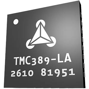 3-phase microstep driver for MOSFET/6 A TRINAMIC TMC389-LA-X