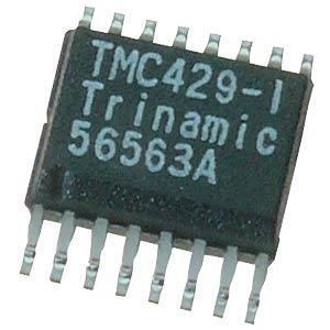 3-axis motion controller for stepper motors, SSOP16 TRINAMIC TMC429-I-X