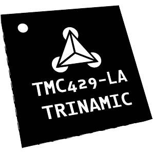 3-Achsen MotionContr. für Schrittmotoren,QFN32 TRINAMIC TMC429-LI-X