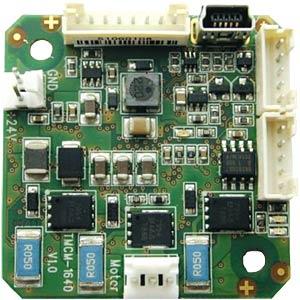 Single-axis BLDC controller, 5A, 24V TRINAMIC TMCM-1640