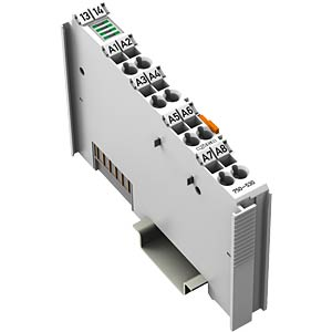 8-Kanal-Digital Ausgangsklemme 24V DC 3,0ms WAGO 750-530