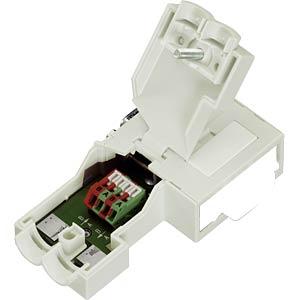 PROFIBUS fieldbus plug with D-sub plug/female connector WAGO 750-972