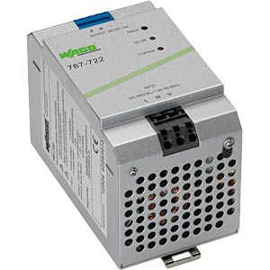 Primary clocked SV ECO/output DC 24 V/5 A WAGO 787-722