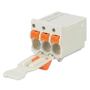 picoMAX 3.5 female multi-point connector, 3-pin WAGO 2091-1103/002-000
