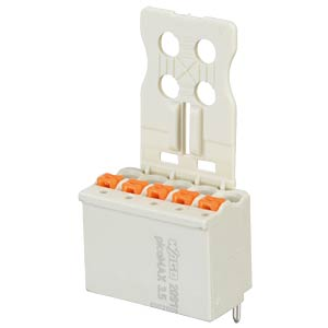 picoMAX eCOM female multi-point connector, 3.5 mm, 5-pin WAGO 2091-1155