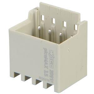 picoMAX 3.5 Stiftleiste gewinkelt 4-polig WAGO 2091-1424