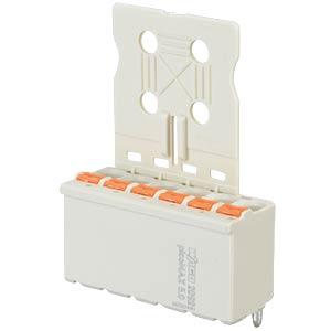 picoMAX eCOM Federleiste, gerade, 5,0 mm, 6-polig WAGO 2092-1156