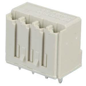 picoMAX 5.0 female multi-point connector, straight, 4-pin WAGO 2092-1304