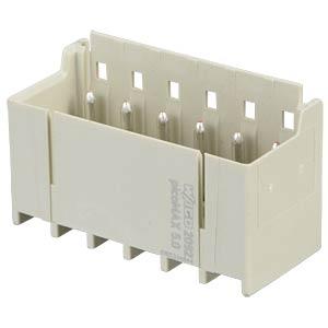 picoMAX 5.0 pin header, straight, 6-pin WAGO 2092-1406