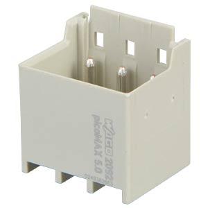picoMAX 5.0 pin header, angled, 3-pin WAGO 2092-1423