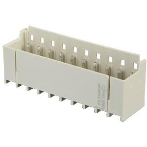 picoMAX 5.0 pin header, angled, 10-pin WAGO 2092-1430