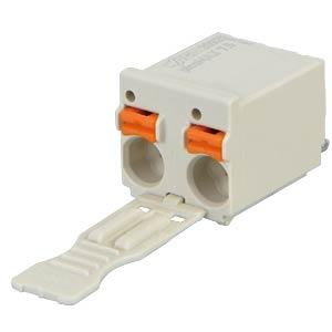 picoMAX eCOM female multi-point connector, straight, 7.5 mm, 2-p WAGO 2092-3152