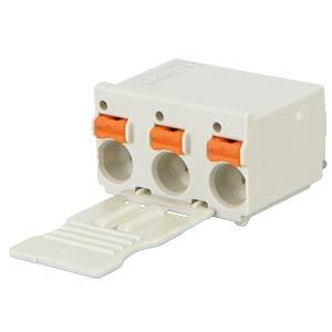 picoMAX eCOM Federleiste, gerade, 7,5 mm, 3-polig WAGO 2092-3153