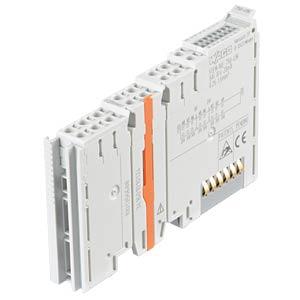 Eight-channel analogue input terminal, 0 - 20mA, 4 - 20mA WAGO 750-496