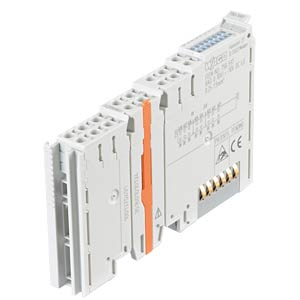 Eight-channel analogue output; DC 0 - 10 V/±10 V WAGO 750-597