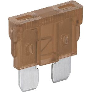 Standard automotive fuses, 6-pack, 7.5 A FREI