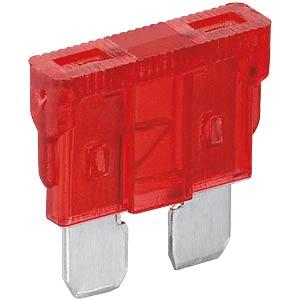 Standard automotive fuses, 6-pack, 10A FREI