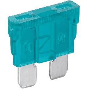 Standard automotive fuses, 6-pack, 15A FREI