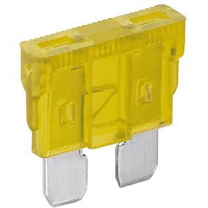 Standard automotive fuses, 6-pack, 20A FREI
