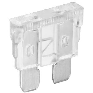 Standard automotive fuses, 6-pack, 25A FREI