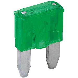 Automotive fuses, mini, 6-pack, 30 A FREI
