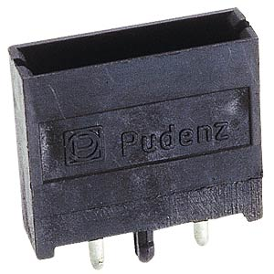 Automotive fuse holder, PCB assembly, max. 15A FREI