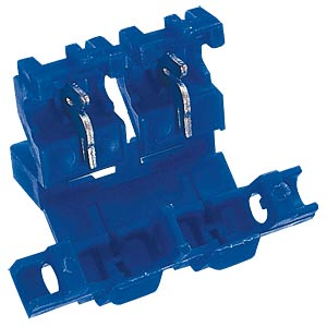 Automotive fuse holder, quick assembly FREI