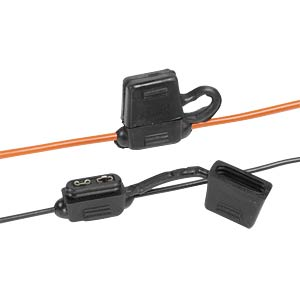 FKS fuse holder, splash-proof LITTELFUSE FHAC001