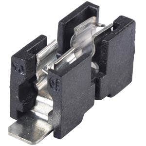 Fuse holder for micro fuses, 6 A/125 V SCHURTER 7090.9010.03