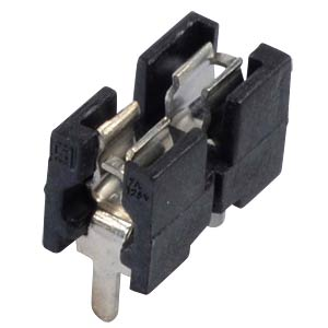 Fuse holder for micro fuses, 6 A/125 V SCHURTER 7090.9020.03