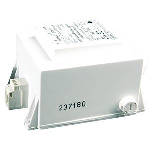 Halogen transformer 300VA, 230V / 11.6V, terminals FREI