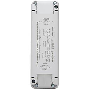 Halogen-/LED-Trafo, elektronisch, 0 - 250 W KOPP 202525095