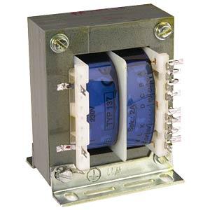 Universal-Trafo, 2 A, 1x 3 - 30V, 2x 3 - 15V BLOCK TRANSFORMATOREN TE 137