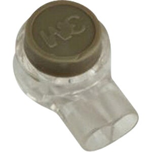 Abzweigverbinder, 0,4 - 0,7 mm, grau 3M ELEKTRO PRODUKTE UP2-M