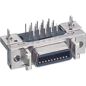 MDR-Buchse, 26 pol 3M ELEKTRO PRODUKTE 10226-52B2PL