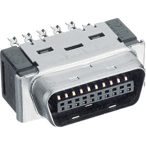 MDR-Stecker, 50 pol 3M ELEKTRO PRODUKTE 10150-3000PE