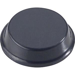 Gummifüsse, 12,7 x 3,4 mm, grau 56 Stück 3M ELEKTRO PRODUKTE SJ 5012 GREY