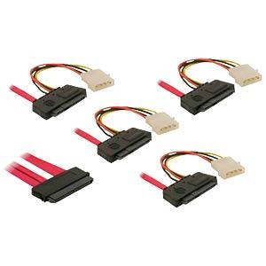SAS CABLE 32-pin to 4 x SAS 29-pin 50 cm FREI