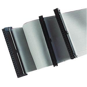 IDE-Kabel, 40-pol., flach FREI