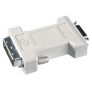 DVI 18+1 male to CHP-mini centr. female adapter FREI