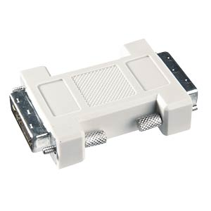 DVI 12+5 male to 12+5 male adapter FREI