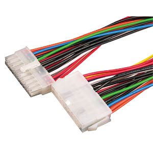 Power extension cable for ATX boards, 0.2 m FREI