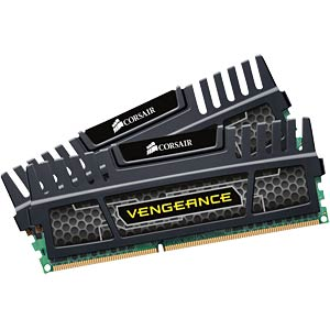 8 GB DDR3 1600 CL9 Corsair 2er Kit CORSAIR CMZ8GX3M2A1600C9