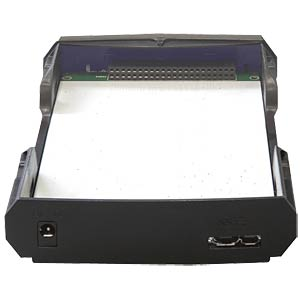 6.4-cm (2.5) external enclosure SATA/IDE to USB 3.0 DELOCK 42494